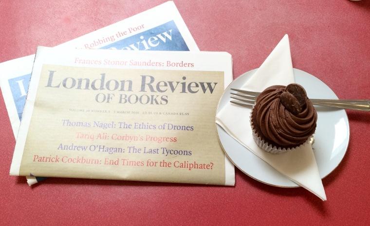 Lisabeth Westwood love rouge cupcake
