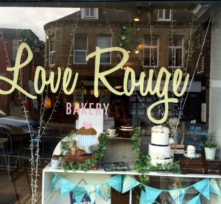 Lisabeth Westwood Love Rouge cafe